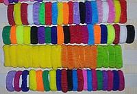 Резинки для волос, 20 шт (цвета в ассортименте)