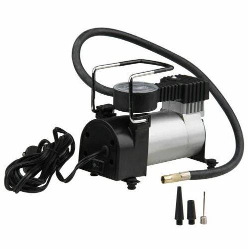 Портативний автомобільний Air Compressor електронасос компресор для авто 12В