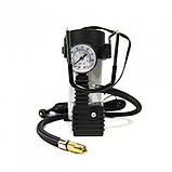 Портативний автомобільний Air Compressor електронасос компресор для авто 12В, фото 3