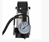 Портативний автомобільний Air Compressor електронасос компресор для авто 12В, фото 6