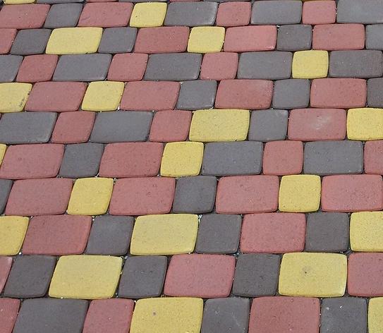 """Тротуарная плитка """"СТАРЫЙ ЛЬВОВ""""  6 см, фото 2"""