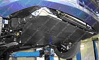 Защита двигателя Шевроле Авео (стальная защита поддона картера Chevrolet Aveo)