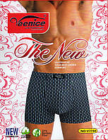 Трусы мужские боксеры Venice хлопок + бамбук ТМБ-242