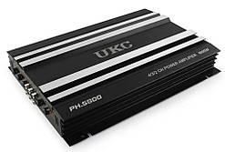 Підсилювач автомобільний UKC PH.5800 4ch 7588