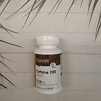 Ostrovit Caffeine 110 tab 200 mg , кофеин