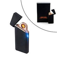 USB запальничка електронна спіральна ZC110, тонка