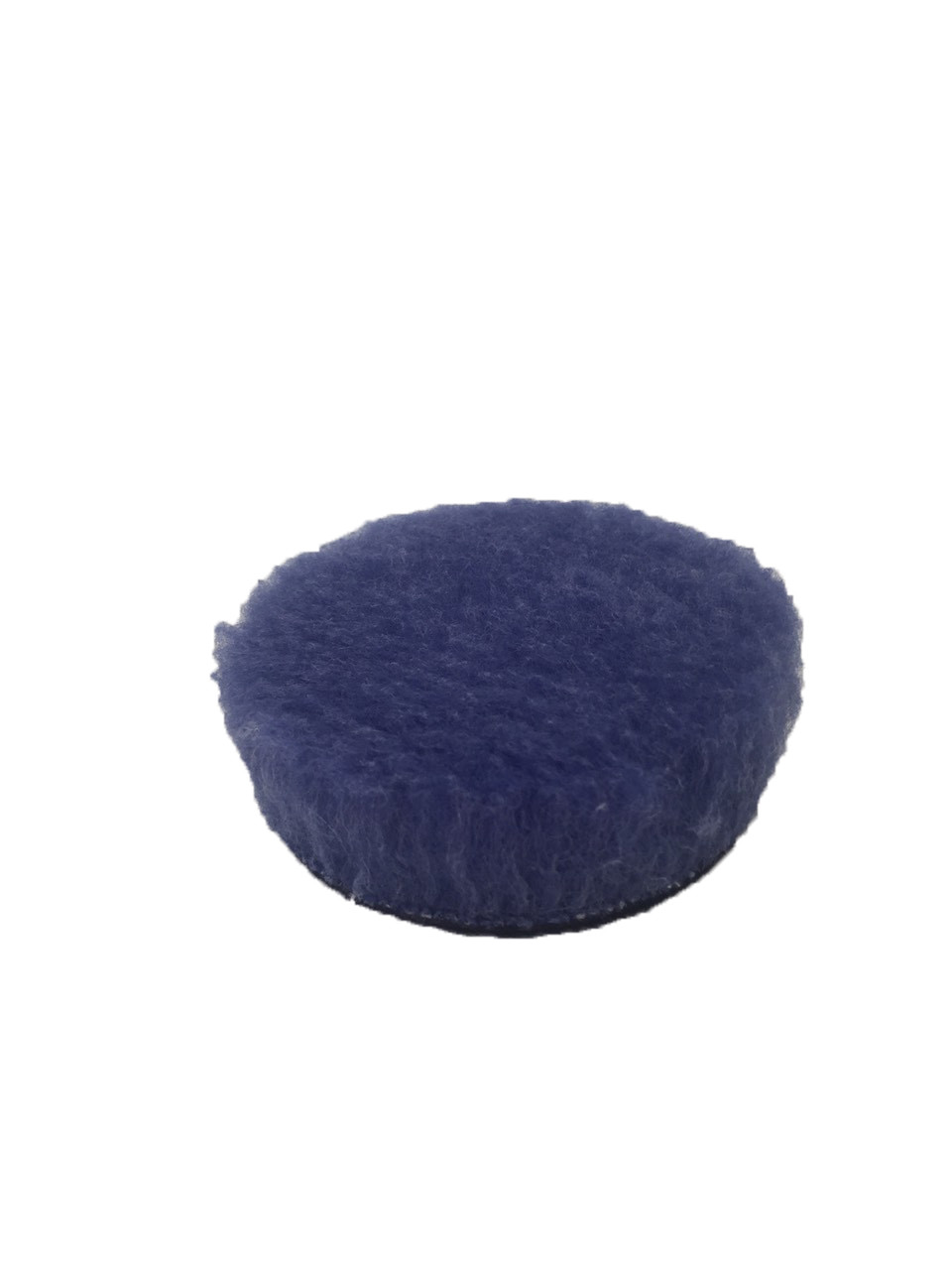 Полировальный круг гибридная шерсть - Lake Country Blue Hybrid Wool 75 мм. (HYB-80-1)