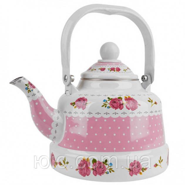 Чайник UNIQUE UN-2303 емальований 2,5 л