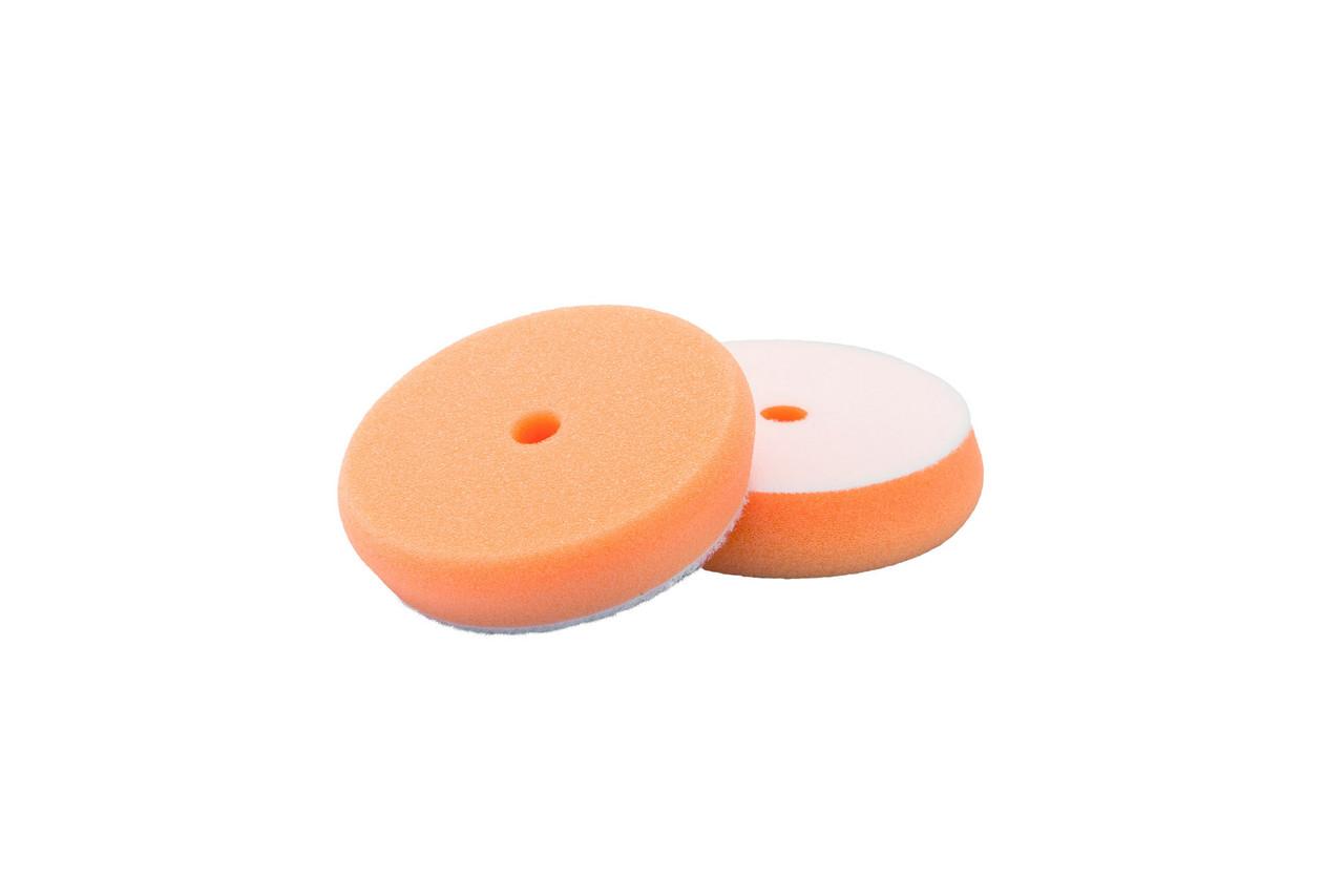 """Полірувальний круг середньої жорсткості - Flexipads X-SLIM 90 мм (3,5"""") 18 мм. помаранчевий (XS320)"""