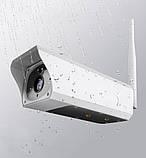 Уличная аккумуляторная IP камера видеонаблюдения CAD F20 2 mp с солнечной панелью, фото 9
