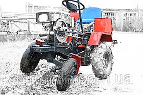 Адаптер-мототрактор Ярило (для мотоблоков водяного охлаждения, + колеса)