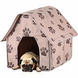 Будиночок для собак і кішок Portable Dog House Будка, фото 2