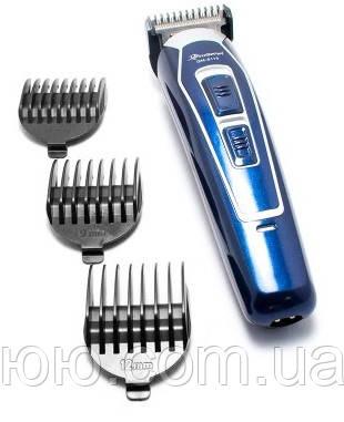 Машинка для стрижки волос Gemei GM-6115 Аккумуляторная