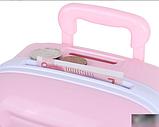 Дитяча електронна скарбничка сейф з кодовим замком і звуковими ефектами, Свинка, фото 2