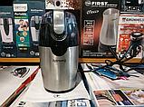 Електрична кавомолка роторна Rainberg RB-320, 600 Вт, Срібляста, фото 2