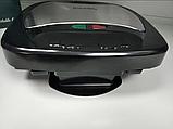 Гриль контактный Rainberg RB-5404 750 Вт,  бутербродница, сендвичница Реинберг, фото 3
