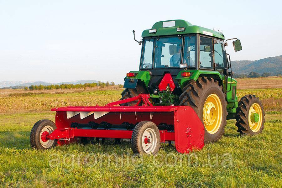 Подрібнювач рослинних залишків FPM Agromehanika RM-330