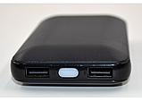 Внешний аккумулятор HOCO B29 Domon (10000mAh) Black, фото 4