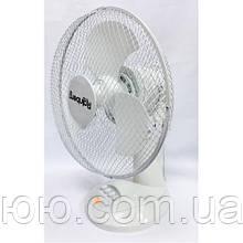 Настільний вентилятор Rainberg RB-16, діаметр 40см, 40Вт