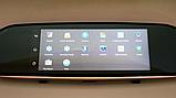 "Дзеркало відеореєстратор D35 (Android) 1/8 (LCD 7"", GPS), 2 камери, фото 9"