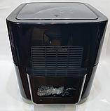 Духовка міні багатофункціональна , фритюрниця електрична Air Fryer DSP KB-2030, 12L 1700W, фото 7