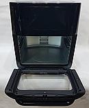 Духовка міні багатофункціональна , фритюрниця електрична Air Fryer DSP KB-2030, 12L 1700W, фото 8