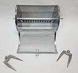 Духовка міні багатофункціональна , фритюрниця електрична Air Fryer DSP KB-2030, 12L 1700W, фото 9