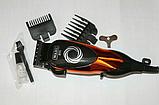Провідна машинка для стрижки волосся WAHL 2171, Триммер для бороди, волосся Білий, фото 6