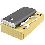 Портативное зарядное устройство Power Bank Xiaomi Mi 20800 mAh replika, фото 4