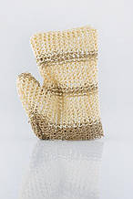 MARTINI SPA Natural Exfoliating Glove Мочалка-рукавиця із сизалю