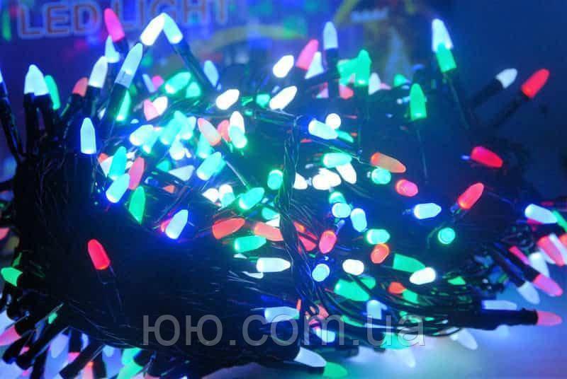 Новогодняя светодиодная гирлянда 1000 M-3 мульти 1000Led
