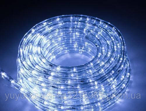 Новорічна світлодіодна гірлянда-стрічка RL 10м біла