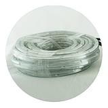 Новорічна світлодіодна гірлянда-стрічка RL 10м біла, фото 3