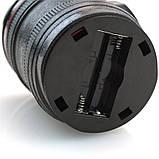 Термокружка у вигляді об'єктива Canon 24-105M c міксером, фото 3
