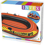 Дитячий надувний човен Explorer Pro 200 Intex 58356, фото 6