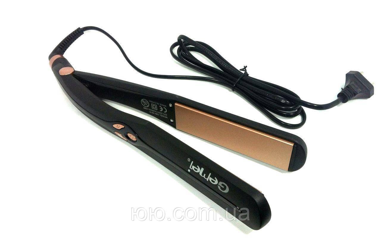 Утюжок выпрямитель для волос Gemei GM-2916