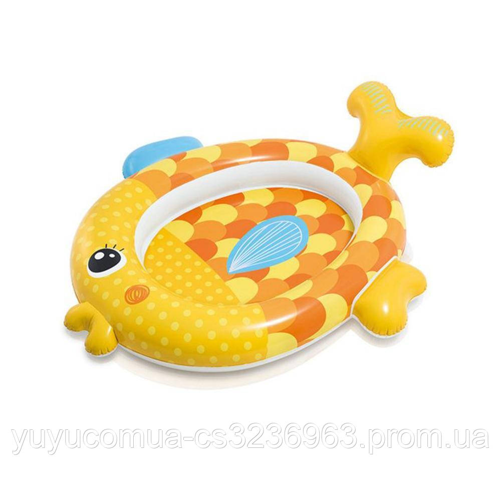 "Дитячий басейн ""Золота рибка"" INTEX 57111"