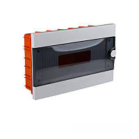 ElectroHouse Бокс пластиковый модульный для внутренней установки на 16 модулей IP20