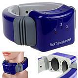 Массажер для шеи Neck Therapy Instrument PL-718B, фото 2