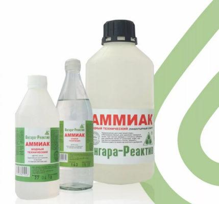 Аммиак водный 25 % (осч) 10 литров