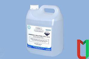 Аммиак водный 25 % (осч) 10 литров, фото 3