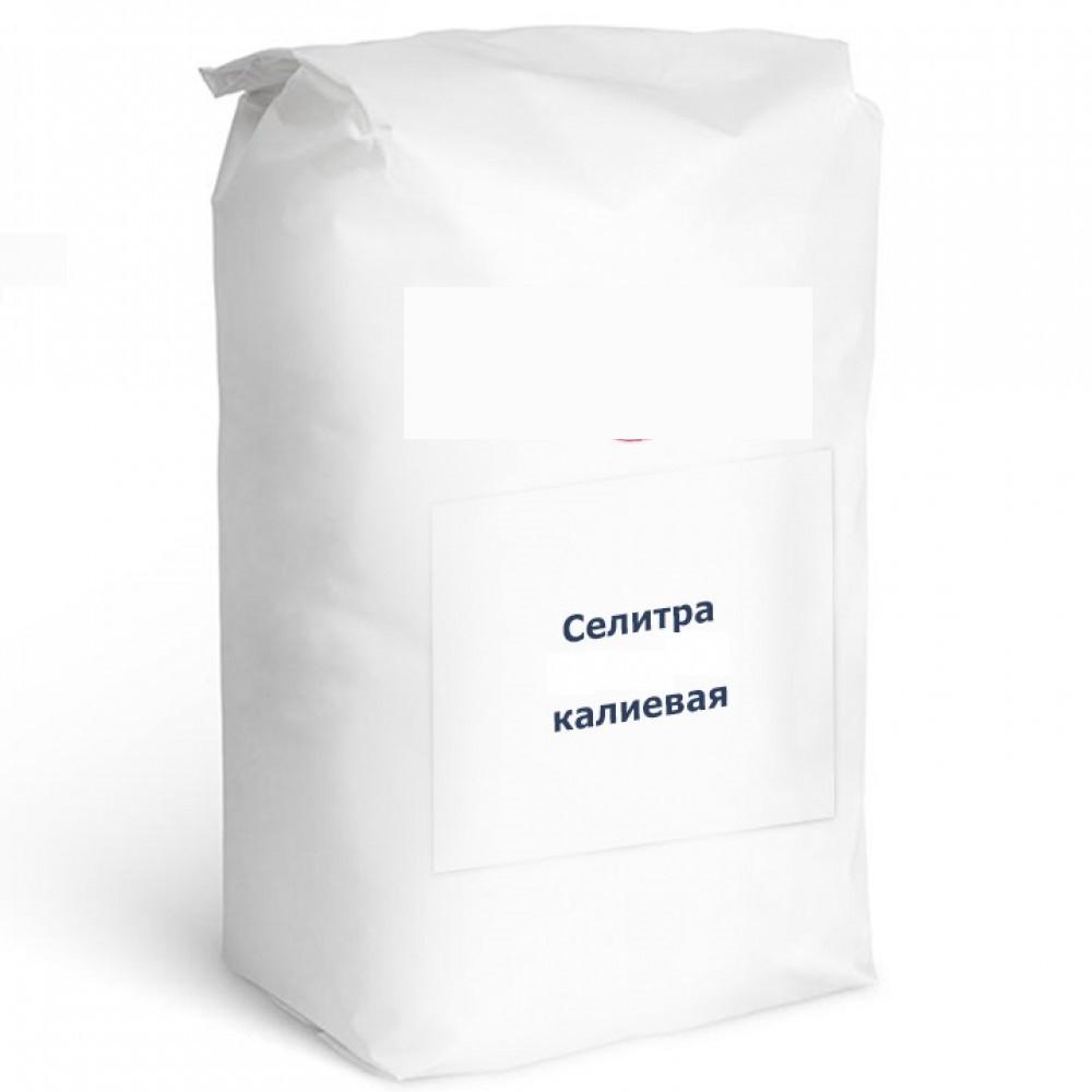 Селітра калієва технічна, нітрат калію, калій азотнокислий тех. 100 г