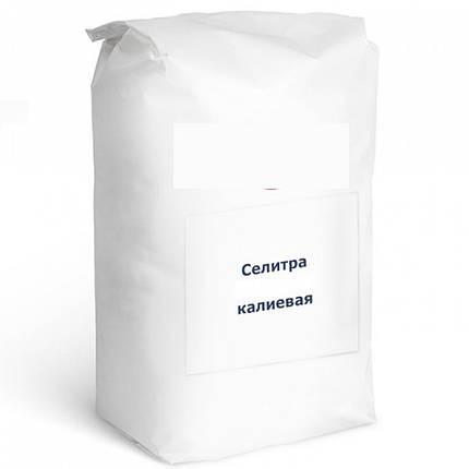 Селітра калієва технічна, нітрат калію, калій азотнокислий тех. 100 г, фото 2