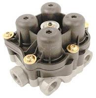 4-х контурный защитный клапан DAF XF - KR.17.029 (аналог AE 4610/4447/4613 / 1367504)