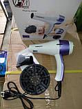 Фен для волос c диффузором Promotec PM2306 (3000W), фото 4