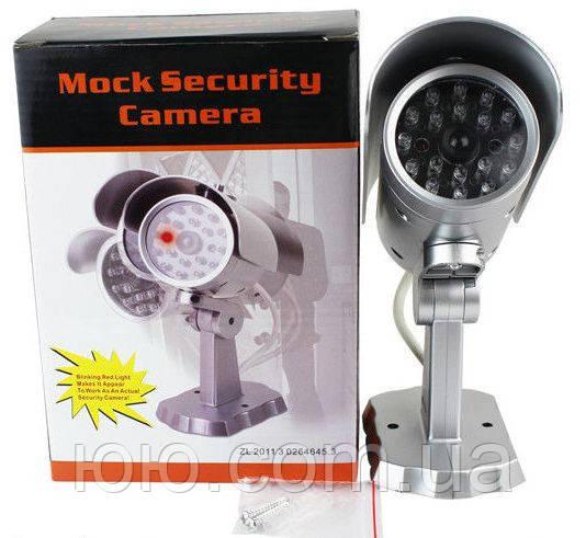 Камера відеоспостереження Відеокамера муляж, камера обманка, камера муляж РТ-1900