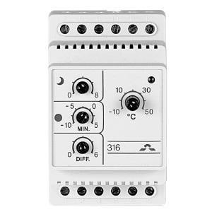 Терморегулятор для теплого пола DEVIreg 316