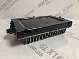 Дисплей магнітоли A1729008600 Mercedes ML W166 монітор Мерседес МЛ 166, фото 3