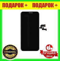 Дисплейный модуль для Apple IPhone X черный (Black) Оригинал