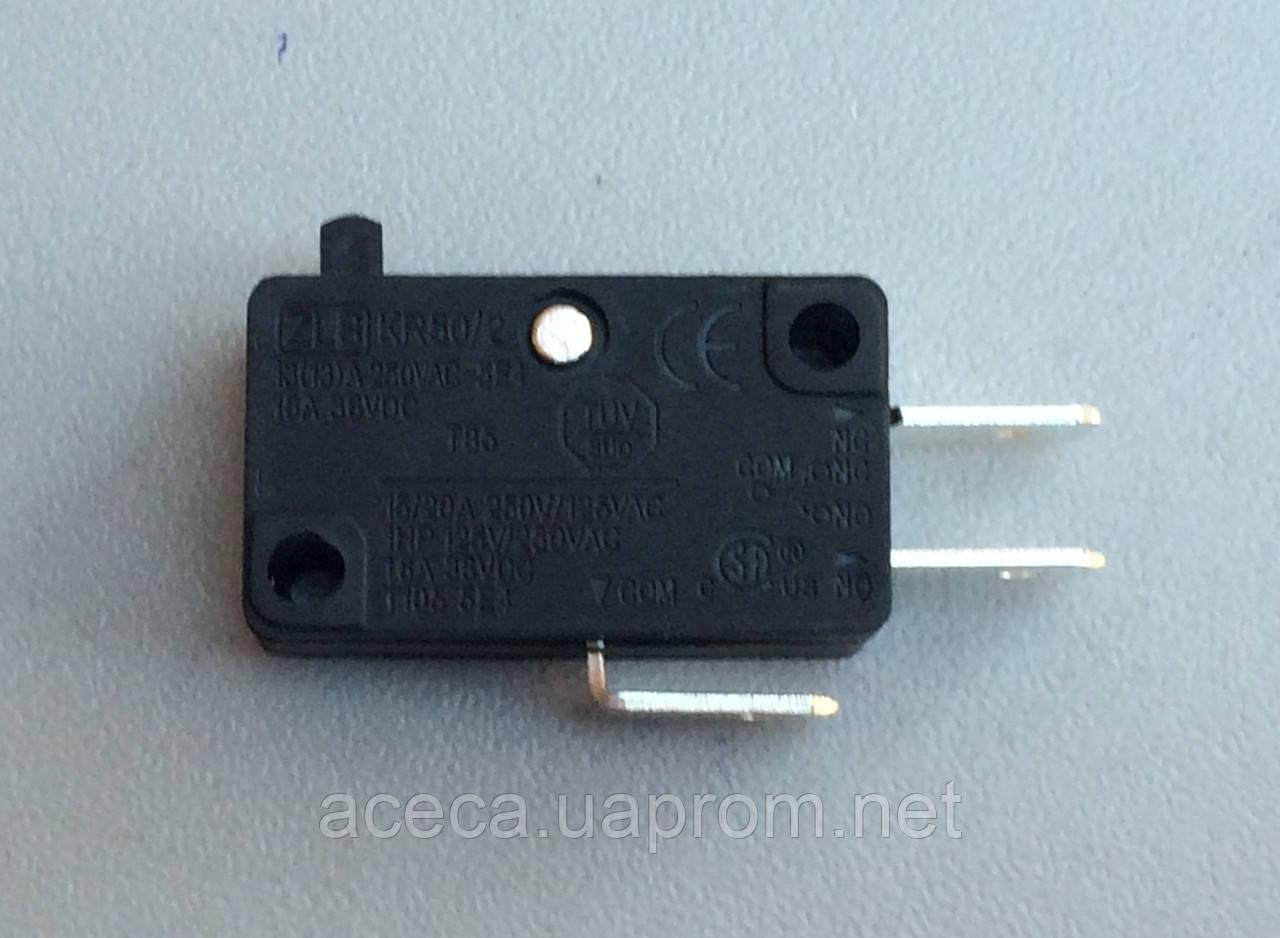 Кнопка микрик (3 контакта)